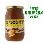 דבש פרחי אקליפטוס-חצי קילו