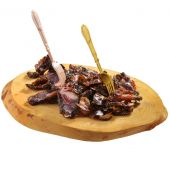 בילטונג - בשר מיובש בסגנון דרום אפריקאי